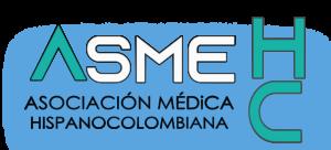 Asociación Médica Hispano-Colombiana logo